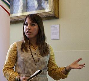 Jasmine Farram, BAFM Youth Ambassador