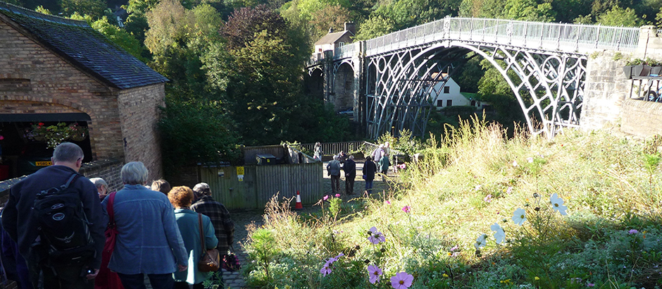 BAFM AGM Delegates at Ironbridge, 2016