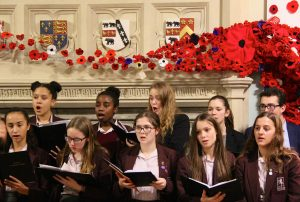 BAFM South Area Day, Girls School Choir - Maidstone Museum