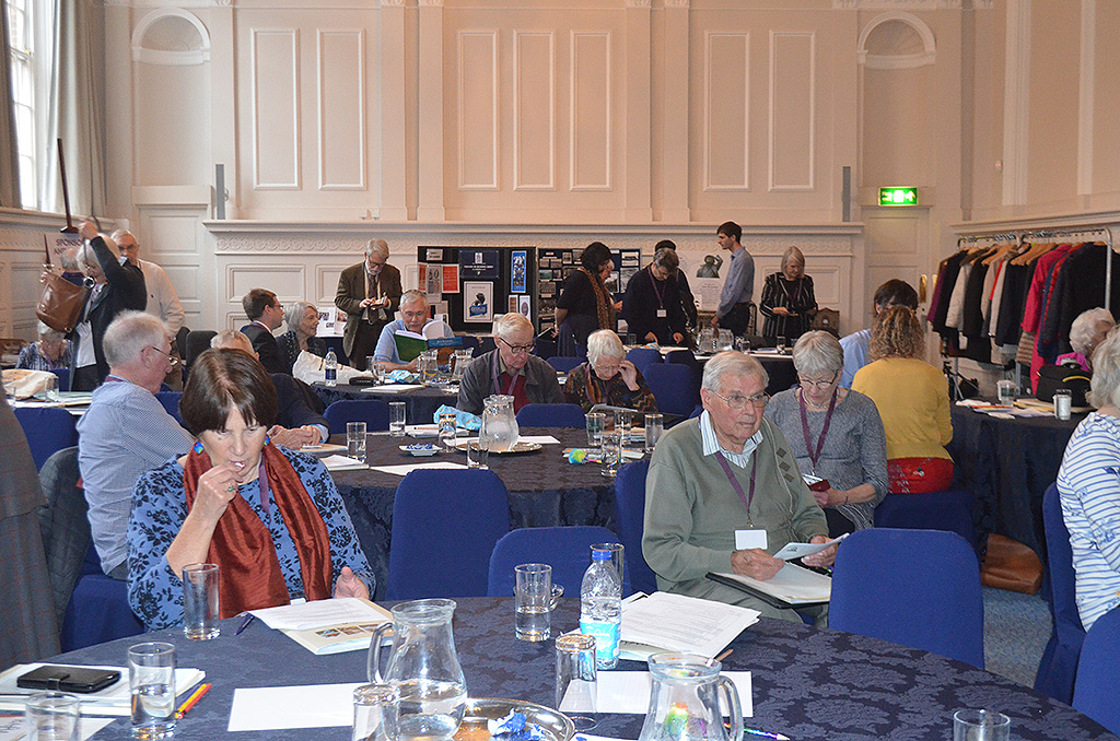 BAFM National Conference, Reading, 2019