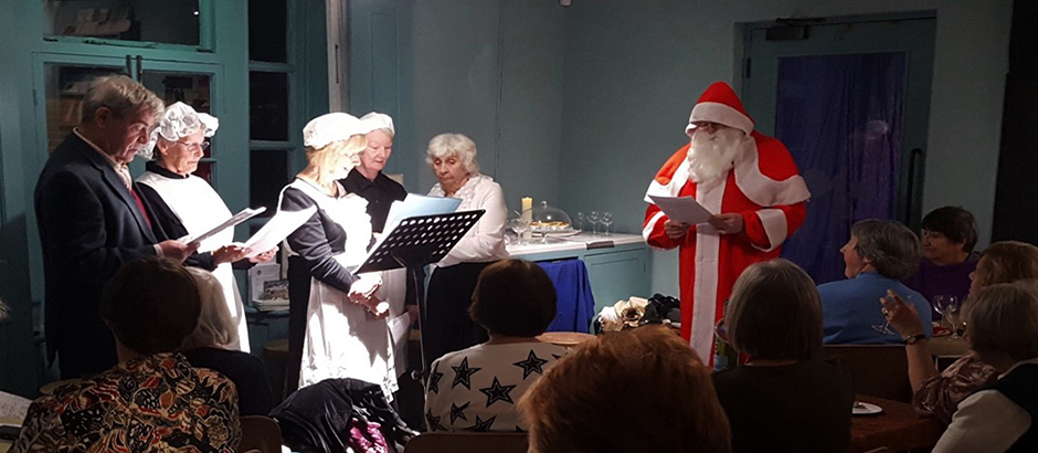 Friends of Whitehall - A Christmas Entertainment, 2018
